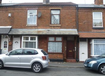 Thumbnail 2 bedroom terraced house to rent in Cross Street, Oldbury