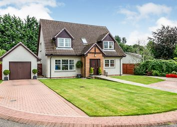 Thumbnail 4 bed detached house for sale in Breac An Ord, Maryburgh, Dingwall, Ross-Shire