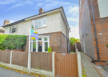 Thumbnail 3 bed semi-detached house for sale in Norfolk Road, Long Eaton, Nottingham