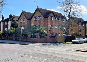 Thumbnail 2 bed flat for sale in Gilbert Road, Gidea Park, Romford