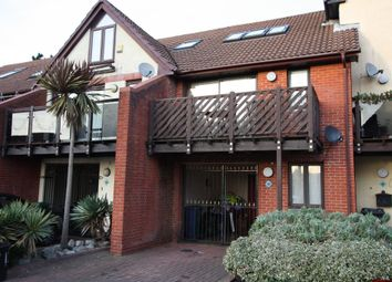 Thumbnail 4 bed town house for sale in Newlyn Way, Port Solent, Portsmouth