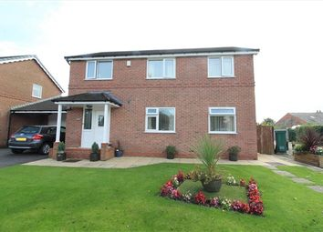 Thumbnail 4 bed property for sale in Smallwood Hey, Preston