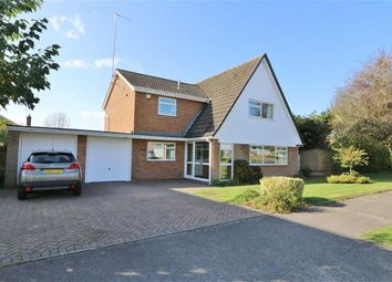 Thumbnail 4 bedroom detached house for sale in De Montfort Way, Cannon Park, Coventry