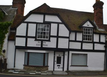 Thumbnail 1 bed flat to rent in The Broadway, Thatcham