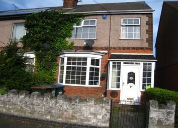 Thumbnail 3 bedroom terraced house for sale in Bell Green Road, Coventry