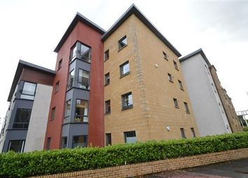 Thumbnail 2 bed flat for sale in Lowland Court, Stepps