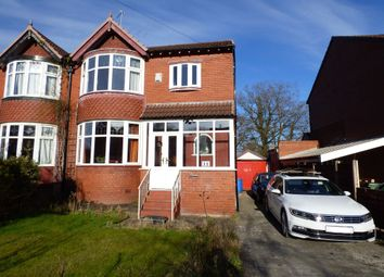 3 bed semi-detached house for sale in Charlestown Road West, Stockport SK3