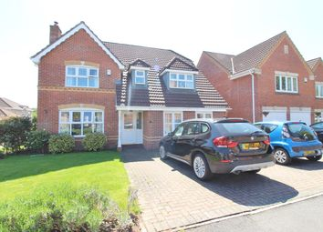 4 bed detached house for sale in Priory Crescent, Langstone, Newport NP18