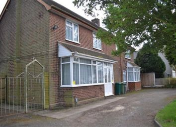 Thumbnail 4 bed detached house to rent in Lichfield Road, Willenhall