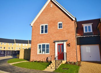 Thumbnail 3 bed semi-detached house to rent in Warren Avenue, Saxmundham