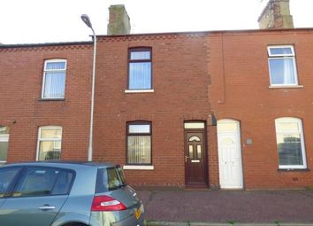 Thumbnail 2 bed terraced house for sale in Drake Street, Barrow-In-Furness, Cumbria