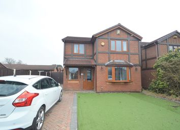 Thumbnail 4 bed detached house for sale in Elm Street, Bredbury, Stockport