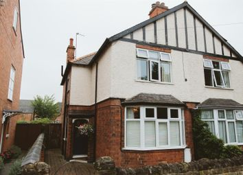 Thumbnail 3 bed semi-detached house for sale in Highfield Road, West Bridgford, Nottingham