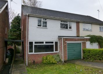 Thumbnail 3 bedroom semi-detached house for sale in Kent Road, St Denys, Southampton, Hampshire