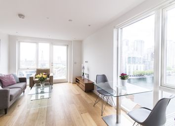 Thumbnail 1 bed flat for sale in Waterford Court, London, London