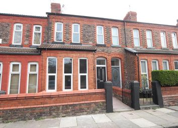 Thumbnail 3 bedroom terraced house to rent in Grosvenor Road, Oxton, Wirral