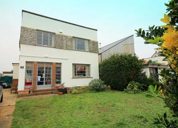 Thumbnail 3 bed detached house for sale in Old Fort Road, Shoreham-By-Sea
