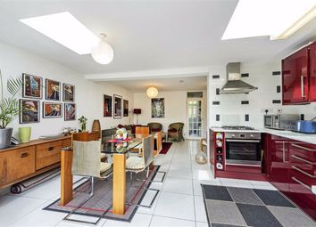 Thumbnail 5 bed town house for sale in Clairview Road, Furzedown, London