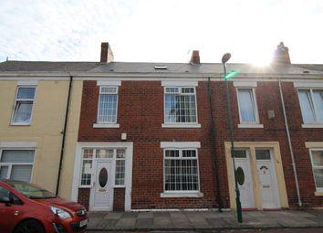Thumbnail 3 bed terraced house for sale in Jervis Street, Hebburn
