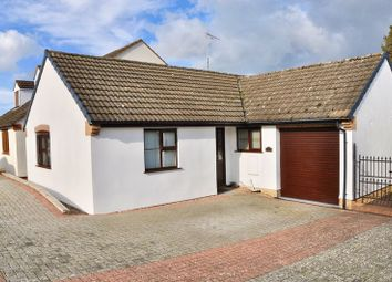 Thumbnail 3 bed detached bungalow for sale in Blacksmiths Close, Sedgeberrow, Evesham