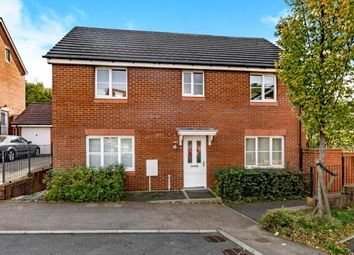 Thumbnail 4 bed detached house for sale in Cottingham Drive, Pontprennau, Cardiff, Wales