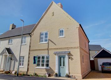 Thumbnail 3 bed semi-detached house for sale in Pinner Lane, Huntingdon