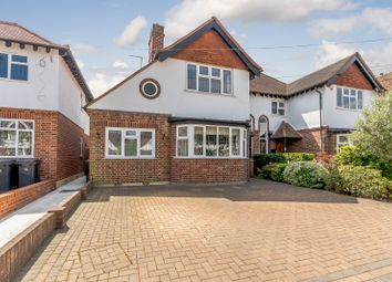 Thumbnail 3 bed semi-detached house for sale in Overdale Avenue, New Malden