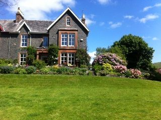 Thumbnail 9 bed semi-detached house for sale in Clarefoot, Well Road, Moffat/Borders