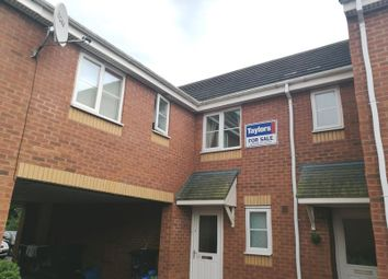 Thumbnail 2 bed maisonette for sale in Batsman Close, Halesowen