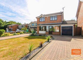 Thumbnail 4 bed detached house for sale in Gleneagles Road, Bloxwich