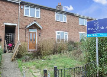 Thumbnail 3 bed property for sale in Farm Road, Weaverham, Northwich