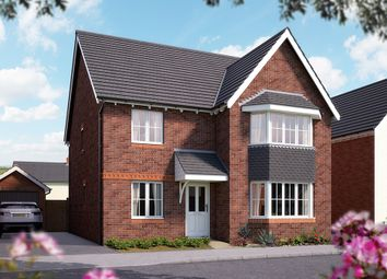 "Thumbnail 5 bed detached house for sale in ""The Oxford"" at Weights Lane Business Park, Weights Lane, Redditch"