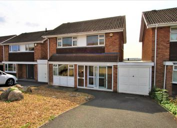 Thumbnail 3 bedroom detached house for sale in Bolton Avenue, Chilwell, Nottingham