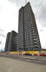 Thumbnail 1 bedroom flat for sale in West Tower, Glasshouse Gardens, Westfield Avenue, London