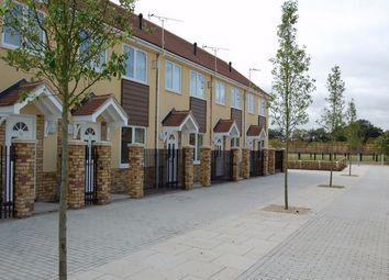 Thumbnail 2 bedroom terraced house to rent in Helidor Walk, Sittingbourne