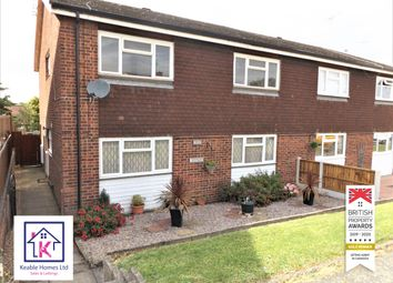 Thumbnail 2 bed flat to rent in Devon Road, Cannock