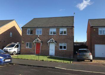 Thumbnail 3 bed semi-detached house for sale in Oak Street, Jarrow