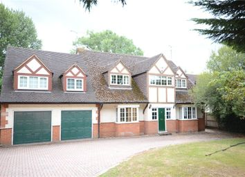 Thumbnail 5 bed detached house for sale in Barkham Road, Wokingham, Berkshire