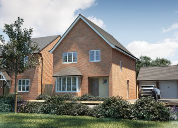 "Thumbnail 4 bed detached house for sale in ""The Bredon"" at Oakley Wood Road, Bishops Tachbrook, Leamington Spa"