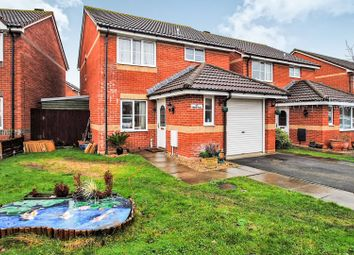 Thumbnail 3 bed detached house for sale in Wilde Close, Burnham-On-Sea