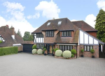 Thumbnail 4 bed detached house for sale in Banstead Road, Banstead, Surrey