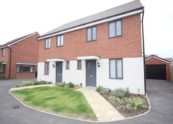 Thumbnail 3 bed property to rent in Pilsbury Close, Wootton, Bedford