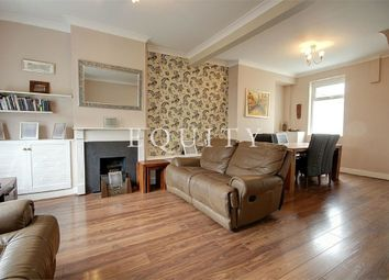 Thumbnail 3 bed terraced house for sale in Burlington Road, Enfield