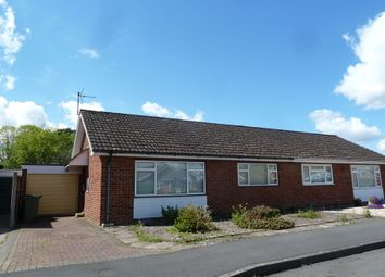 Thumbnail 2 bed semi-detached bungalow for sale in Allendale Close, Gloucester