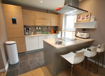 Thumbnail 2 bed flat for sale in Harrison Court, Queen Mary Avenue, London