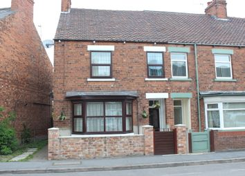 Thumbnail 4 bedroom end terrace house for sale in Flaxley Road, Selby
