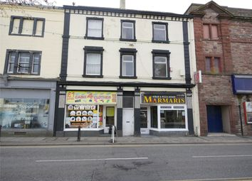 Thumbnail 3 bedroom flat to rent in 6A Tangier Street, Whitehaven, Cumbria