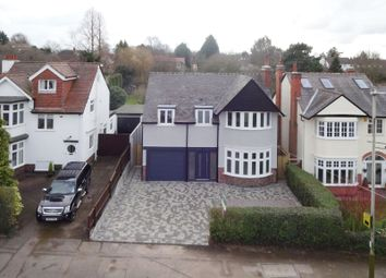 Thumbnail 5 bed detached house for sale in Shanklin Drive, South Knighton, Leicester
