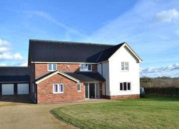 Thumbnail 4 bed detached house for sale in Trunch Hill, Denton, Harleston