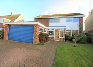 Thumbnail 4 bedroom detached house for sale in The Ryde, Hatfield